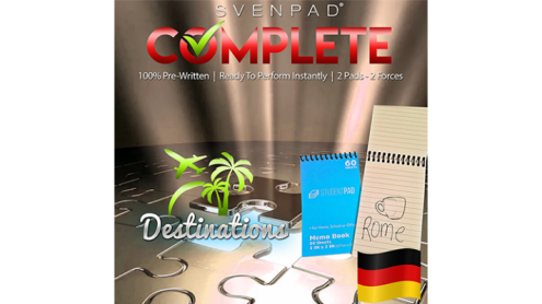 SvenPad® Complete Destinations (German Edition) - Trick