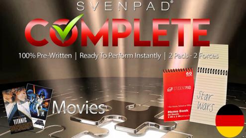 SvenPad® Complete Movies (German Edition) - Trick
