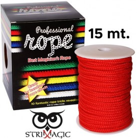 Professional Rope mt 15 - Red
