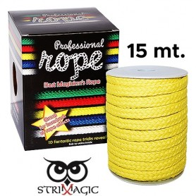 Professional Rope mt 15 - Yellow