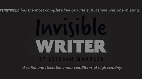 Invisible Writer (Matita) by Vernet - Pollice Scrivente Invisibile
