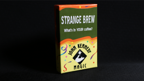 Strange Brew by John Kennedy Magic - Trick