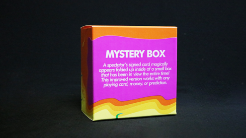 Mystery Box by John Kennedy Magic - Trick