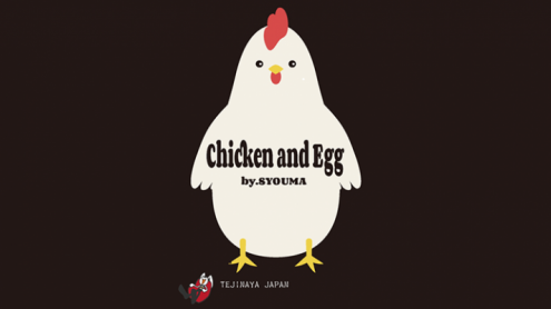 Chicken and Egg by Tejinaya Magic - Trick
