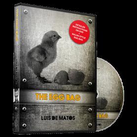 The Egg Bag (DVD and Gimmick) by Luis de Matos - DVD
