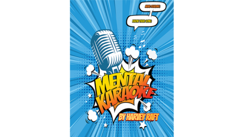 Vortex Magic Presents Mental Karaoke (Gimmicks and Online Instructions) by Harvey Raft - Trick