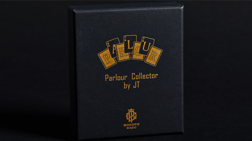 Parlour Collector BLUE by JT and BOCOPO Magic - Trick