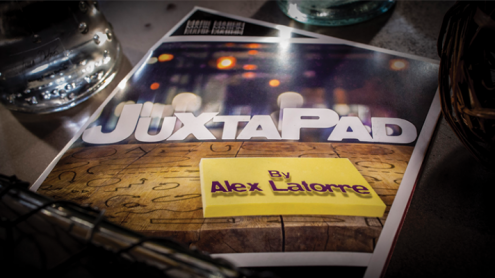 JuxtaPad (Gimmick and Online Instructions) by Alex Latorre and Mark Mason - Trick