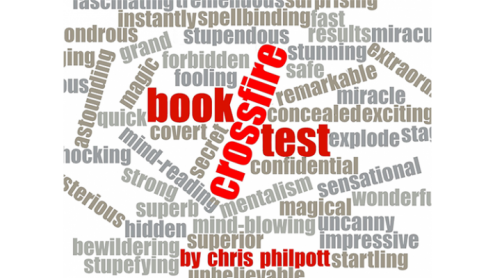 Crossfire Book Test by Chris Philpott - Trick