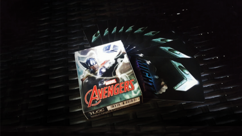 Avengers Thor Playing Cards
