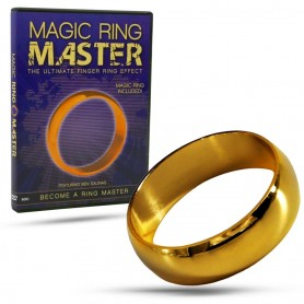 Magic Ring Master Magic Training - Special Ring Included