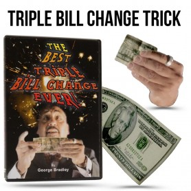 Triple Bill Change by George Bradley
