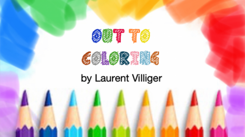Out To Coloring by Laurent Villiger - Trick