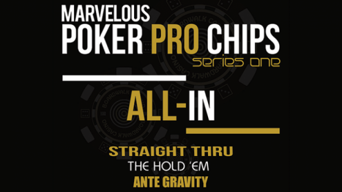 All In -Series One (Gimmicks and Online Instructions) by Matthew Wright- Trick