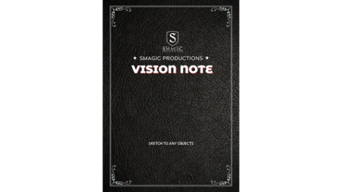 VISION NOTE by Smagic Productions - Trick