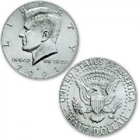 Moneta da mezzo Dollaro