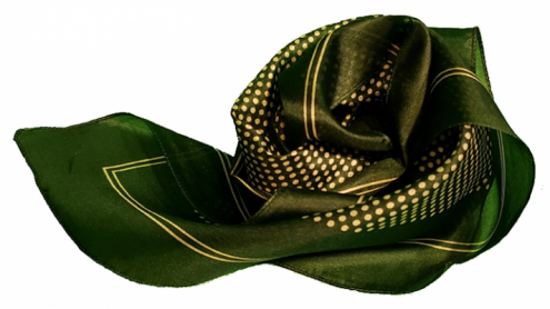 Syouma Silk (Green) by Tejinaya Magic - Trick