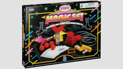 DELUXE EASY MAGIC SET  2 by Eddy's Magic - Trick