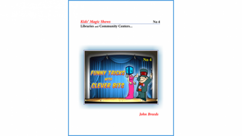 FUNNY BITS with CLEVER BITS by John Breeds - Book