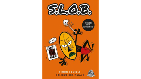 SLOB (Gimmick and Online Instructions) by Simon Levell & Kaymar Magic - Trick