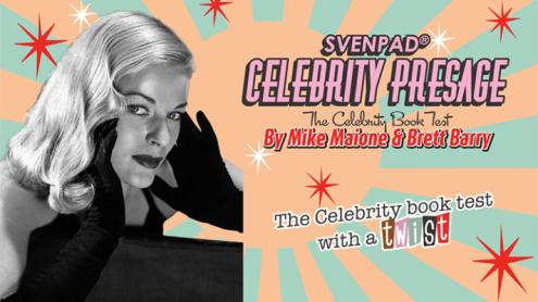 SvenPad® Celebrity Presage V Gimmick Power Pack (Elton/Jolie) - Trick
