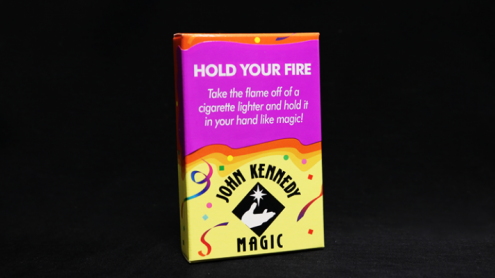 Hold Your Fire by John Kennedy Magic - Trick