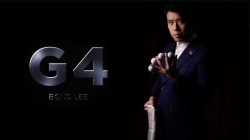 G4 by Bond Lee & MS Magic - Trick