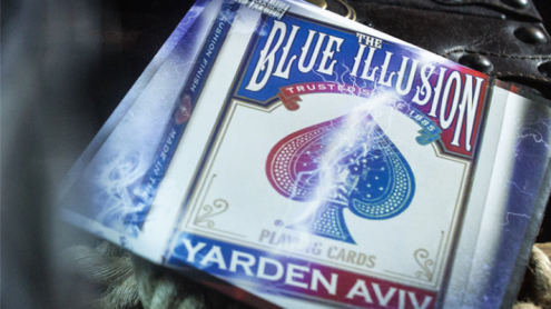 Blue Illusion (Gimmick and Online Instructions) by Yarden Aviv and Mark Mason - Trick