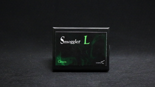 SMOGGLER (Green) by CIGMA Magic - Trick