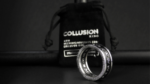 Collusion Ring (Large) by Mechanic Industries
