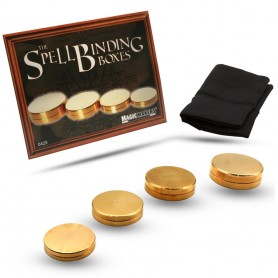Spell Binding Boxes - ottone