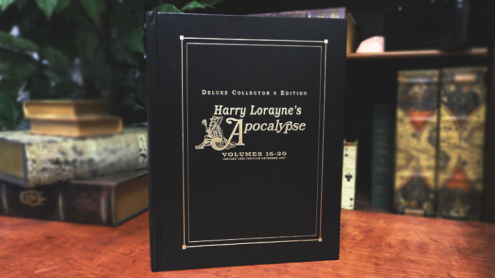 Apocalypse Deluxe 16-20 - 4 (Signed and Numbered) by Harry Loranye - Book