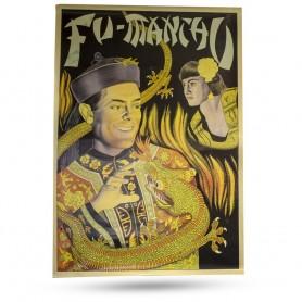 Fu Man Chu Poster (51cm x 74 cm)