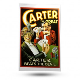 Carter the Great Poster (56 cm x 36 cm)