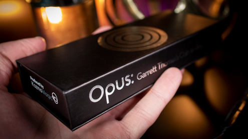 Opus (25 mm Gimmick and Online Instructions) by Garrett Thomas - Trick