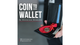 Coin to Wallet (Gimmicks and Online Instructions) by Rodrigo Romano and Mysteries - Trick