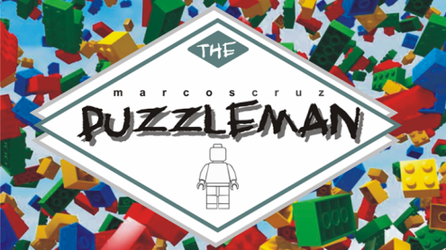 PUZZLE MAN by Marcos Cruz - Trick