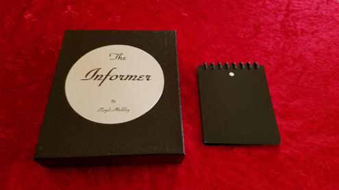 The Informer Impression Pad by Lloyd Mobley - Trick