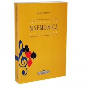 Sinfonia in Mnemonica Maggiore- Juan Tamariz -  Libro ITALIANO