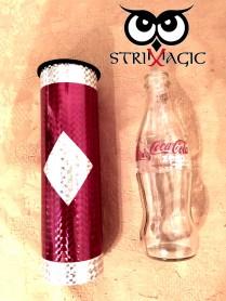 Foulard nella bottiglia sigillata