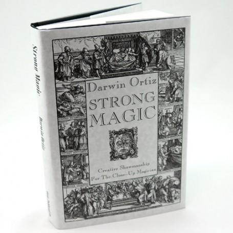 Strong Magic by Darwin Ortiz - Creative Showmanship