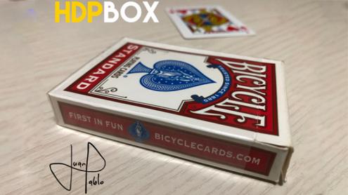 HDP BOX by Juan Pablo - Trick