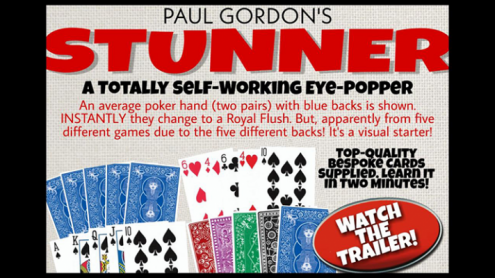 STUNNER by Paul Gordon - Trick