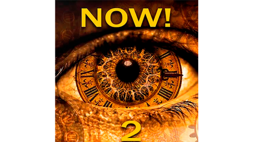NOW! 2 iPhone Version (Online Instructions) by Mariano Goni Magic