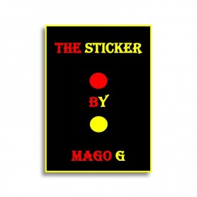 The Sticker by Mago G