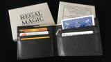 THE REGAL COP WALLET by David Regal - Trick
