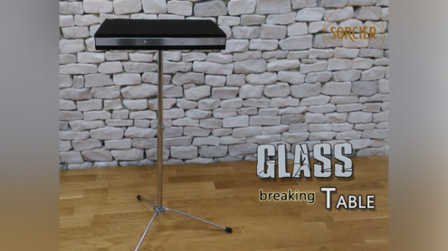 Glass Breaking Table by Sorcier Magic - Trick