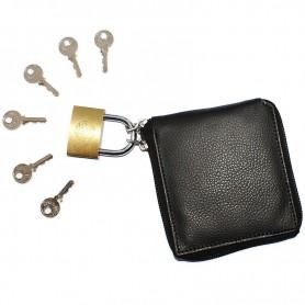Rischio tutto - lucchetto e chiavi