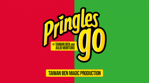 Pringles Go (Red to Yellow) by Taiwan Ben and Julio Montoro - Trick