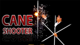 Cane Shooter with Remote by 7 MAGIC - Trick